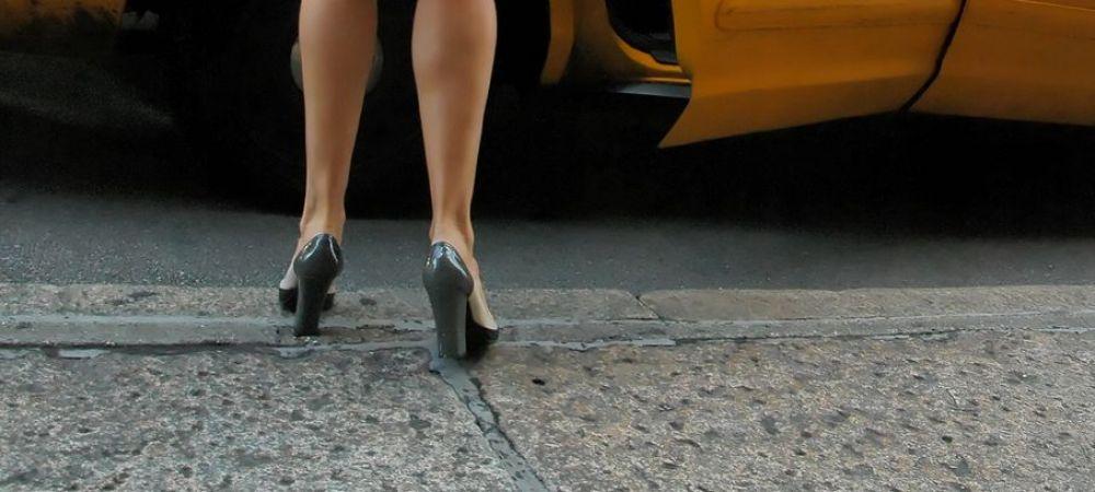 Fabulos! S-a suit intr-un taxi in Mamaia, dar nu se astepta la asa ceva. Cine era in masina