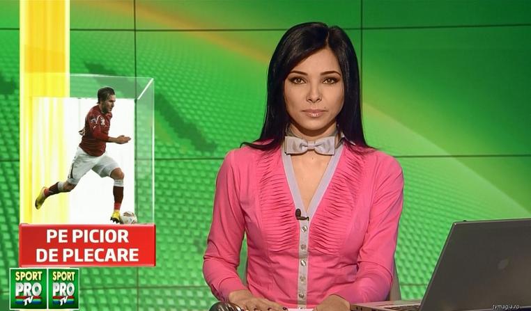 Varul Simonei Halep este fotbalist la Academia lui Gica Hagi! SUPER IMAGINI la jurnalul Sport de la 20:00, pe ProTV