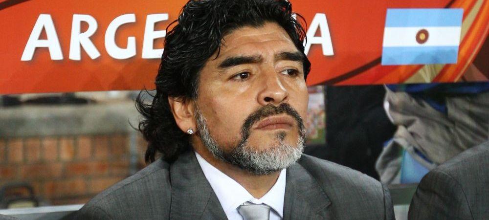 "Maradona, atac DUR la adresa FIFA! Diego surprinde: ""Germania e favorita, Gotze este extraordinar"""
