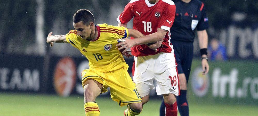 ACUM LIVE la Sport.ro: Romania - Norvegia, in turul de Elita U19! Echipele de start: