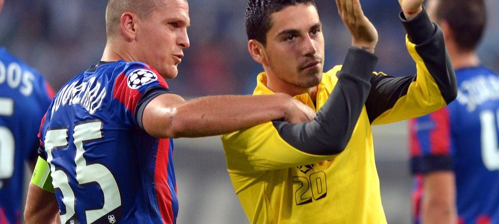 Steaua il vinde pe Nicusor Stanciu! Ce echipa vrea sa il cumpere! Becali cere 3,5 milioane de dolari