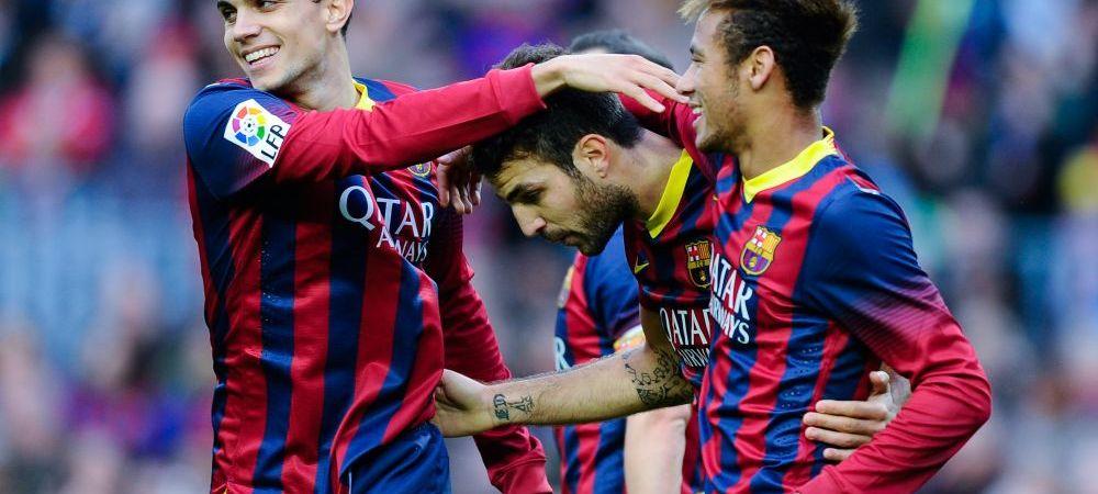 ACUM in Sport: Fabregas va avea un frate | Contract de 400mil € in Bundesliga | Un antrenor a refuzat un salariu de 80mil €