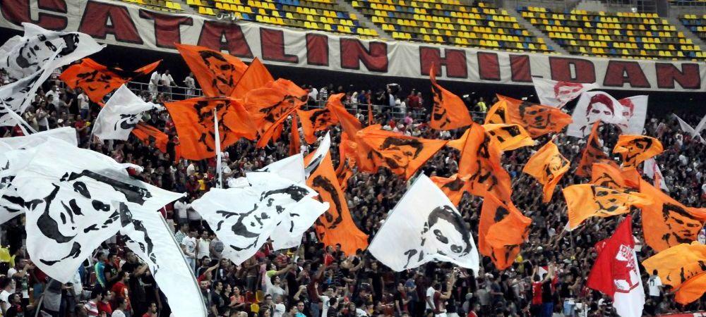 Fanii lui Dinamo doneaza bani pentru salvarea Rapidului. Gestul superb anuntat astazi de Peluza Catalin Haldan