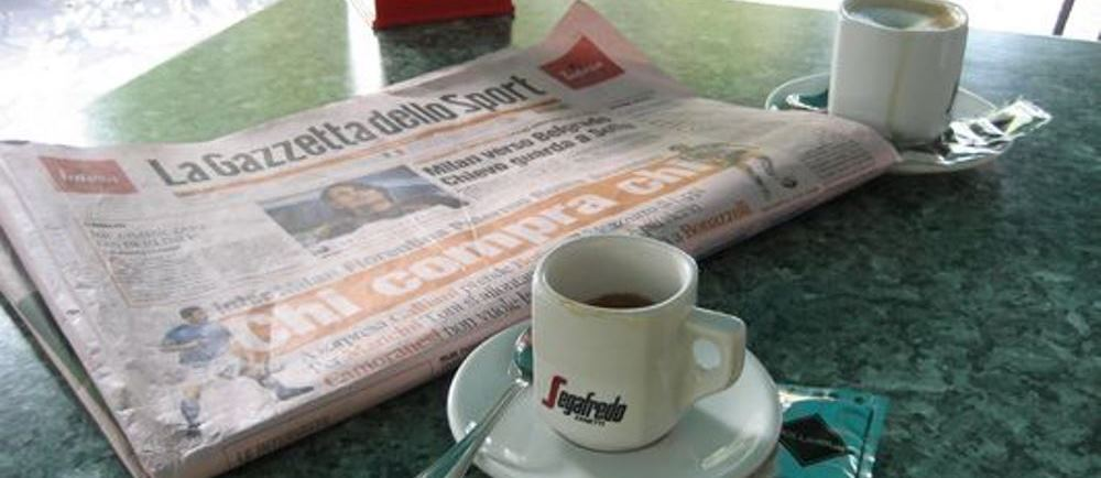 Gest fara precedent al celui mai popular ziar de sport de pe pamant! Ce au descoperit cititorii astazi cand l-au cumparat