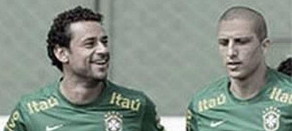 Ce s-a intamplat cu parul lui David Luiz? Imaginea fabuloasa de la antrenamentul Braziliei! Nimeni nu credea ca-l va vedea asa