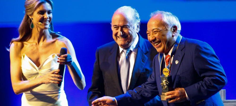 "Blatter, strategia 'cai verzi pe pereti': ""Intr-o zi, fotbalul se va putea juca si pe alte planete! Vom avea cupa interplanetara"""
