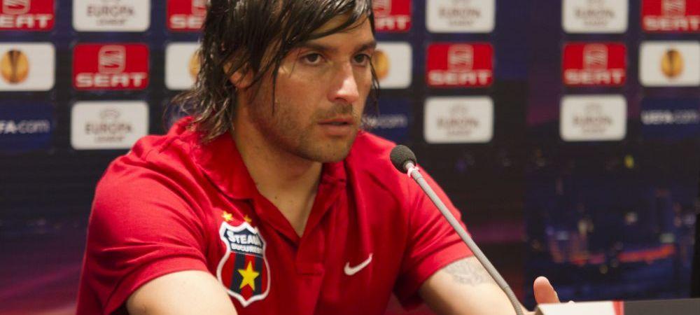 Prima lovitura a lui Galca! Noul antrenor al Stelei negociaza cu Brandan! Anuntul facut de argentinian: