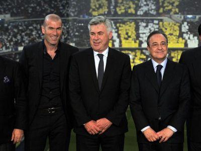 Florentino Perez si-a dat acordul pentru primul transfer GALACTIC in 2014! Ce jucatori ia din nationala Braziliei