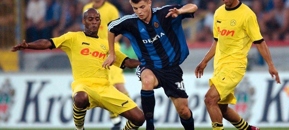 A fost BIJUTERIA Romaniei si urmasul lui Hagi, dar a ajuns in liga a patra belgiana! Unde va juca Alin Stoica, la 34 de ani