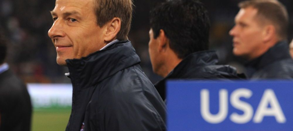 """Ii vom face viata MIZERABILA lui Ronaldo"" Klinsmann vrea sa trimita Portugalia acasa si sa iasa din grupe alaturi de Germania"