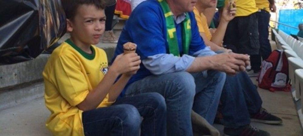 FOTO Brazilienii au COMIS-O! Au vandut bilete pe locuri INEXISTENTE la peste 300 de euro! Ce au facut spectatorii: