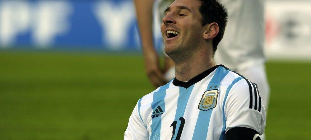 """""""Orice ar fi, nu-l bagati pe Messi in spital!"""" Mesajul primit de toti adversarii lui Messi de la mondial"""