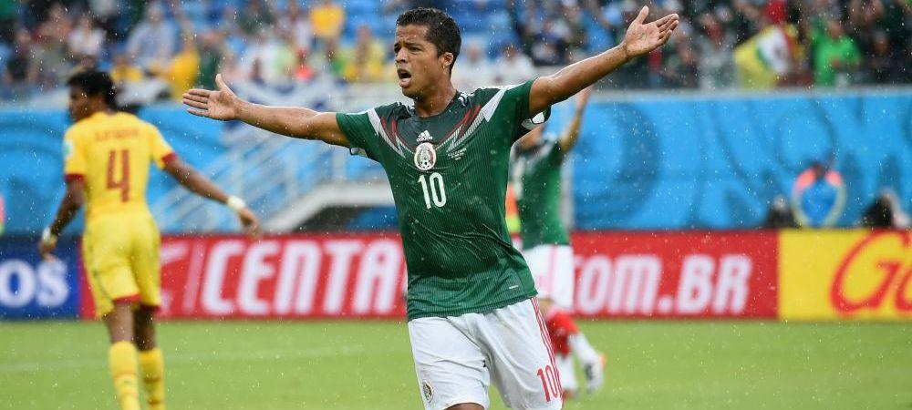 EROARE si EROARE! Mexic a avut doua goluri anulate aiurea! Al doilea meci jucat, a doua partida cu gafe de arbitraj! Fazele AICI: