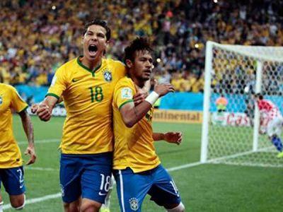 Stelistii au ADORMIT dupa penalty-ul inventat pentru Neymar!