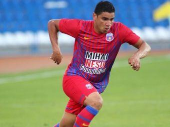 Adi Rocha poate reveni in Liga 1! Ce echipa il vrea pe fostul atacant al Stelei