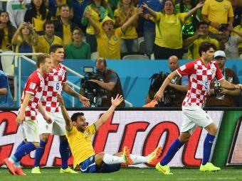 """Fred neaga ce a vazut TOATA PLANETA: """"N-a fost SIMULARE! Penalty clar!"""" Reactia care a infuriat milioane de fani"""