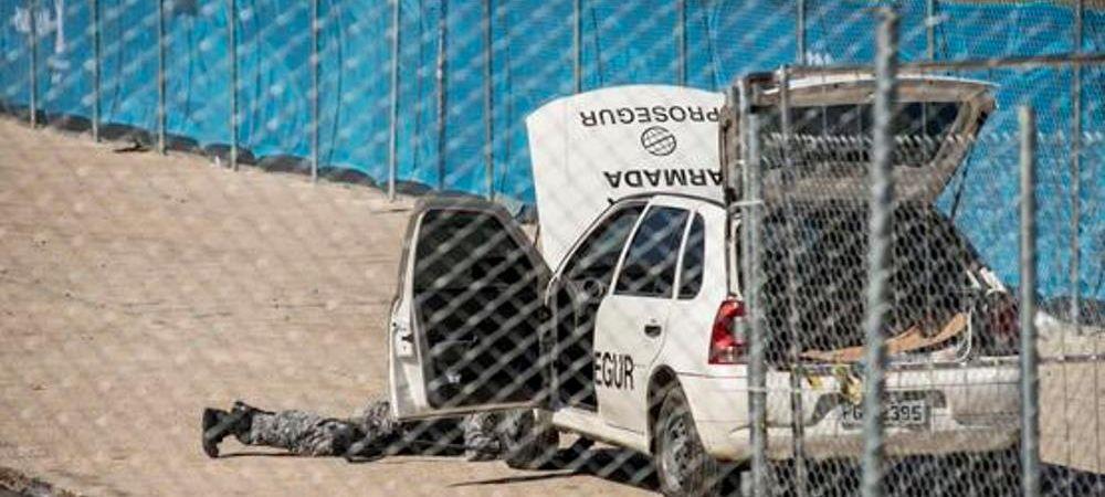 Alerta cu BOMBA la Manaus inainte de Anglia - Italia! Politistii au inconjurat stadionul