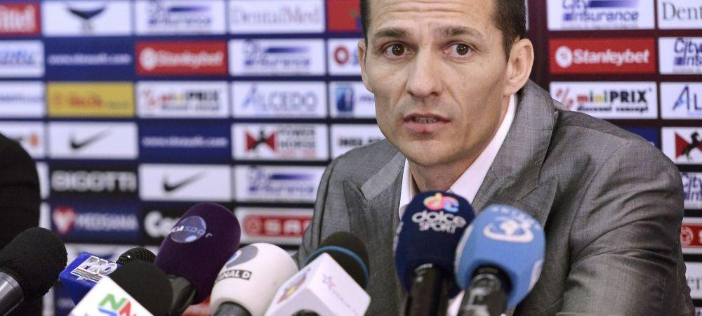 Noua mutare a lui Galca la Steaua? Omul care poate intari echipa de Champions League din Ghencea va fi liber in scurt timp