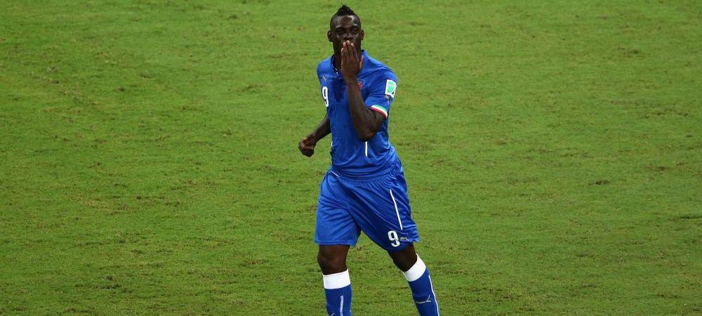 """Simply Mario!"" :) Trei momente clasice, in stilul Balotelli, dupa victoria Italiei cu Anglia! 'Nebunul' a lovit din nou! FOTO"