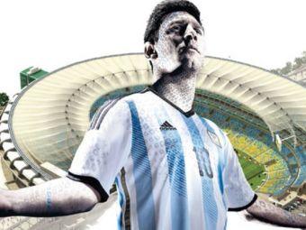 """""""Asta e TEMPLUL lui Messi!"""" Ironie istorica la Mondial! Cum intra Messi oficial in istoria BRAZILIEI"""