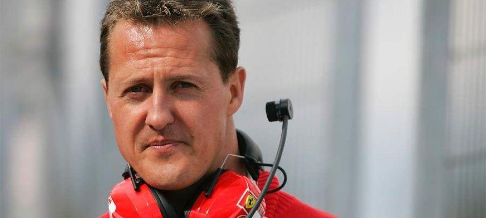 Francezii au aflat cine a FURAT fisa medicala a lui Schumacher! Cum a reusit sa intre in posesia documentelor secrete!