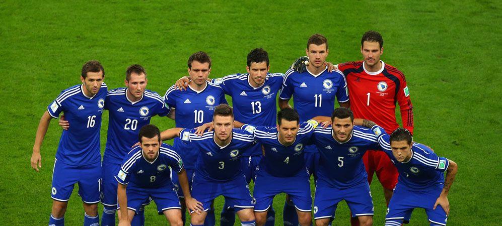 Povestea incredibila a nationalei nascute si crescute in strainatate! Un singur titular al Bosniei a invatat fotbalul acasa. Razboiul i-a trimis departe de casa.
