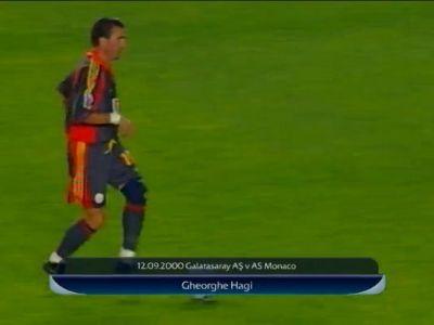 FABULOS! Gica Hagi conduce in topul celor mai frumoase GOLURI din istorie! Sondajul UEFA il plaseaza primul! Voteaza AICI: