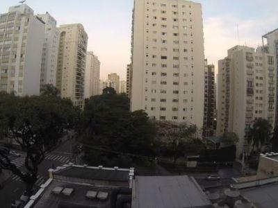 Reactie SENZATIONALA in cartier la meciul Braziliei! Nu e nimeni pe strada, din blocuri se aude EXPLOZIE la fiecare gol