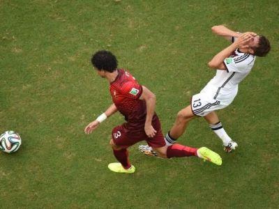 Ronaldo si-a iesit din minti, Pepe a vazut ROSU DIRECT! Meciul a fost fost INTRERUPT, portughezii au facut un scandal monstru