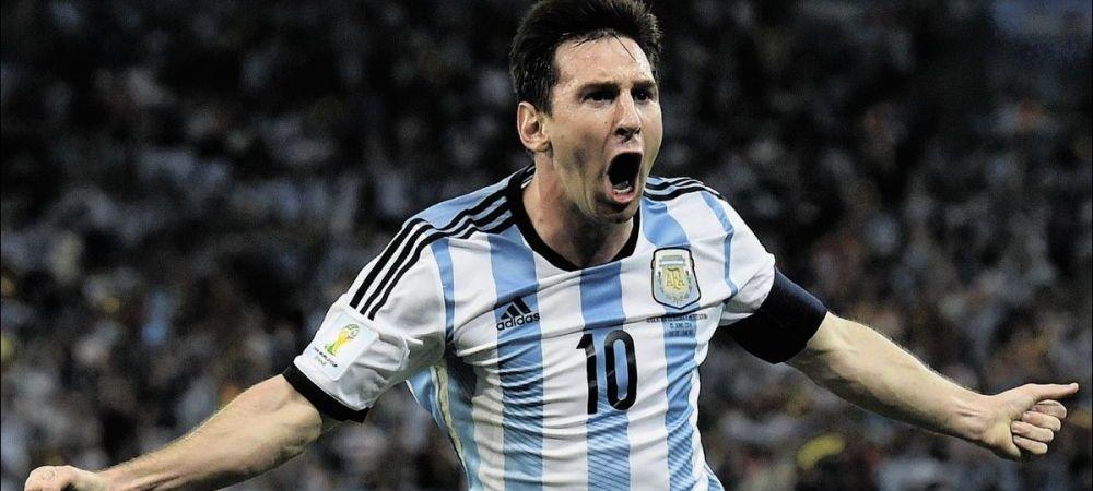 """Messi si-a dat acceptul pentru un nou transfer la Barcelona: """"Mi-ar face placere sa joc cu el!"""" Cu cine poate face pereche in atac"""