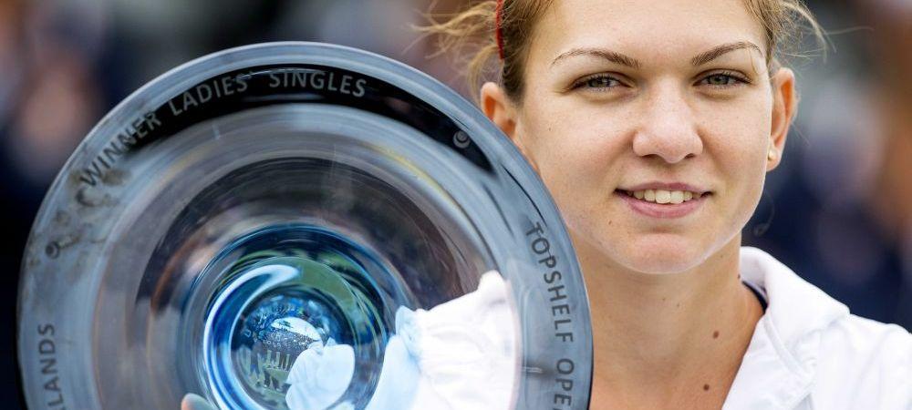 Adversar usor pentru Simona Halep in primul tur la Wimbledon. Radwanska o are adversara pe Andreea Mitu. Tragerea la sorti: