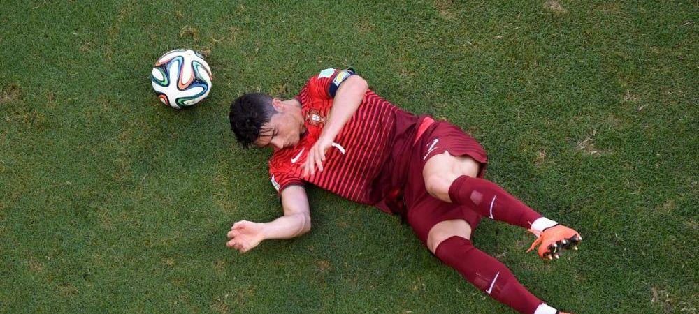 Cultul personalitatii in vestiarul Portugaliei! Cum arata aparatorile lui Ronaldo? E singurul jucator de la Mondial cu asa ceva