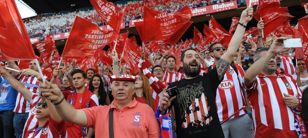 Atletico Madrid deschide o academie de fotbal la Bucuresti! Presedintele clubului vine in Romania!