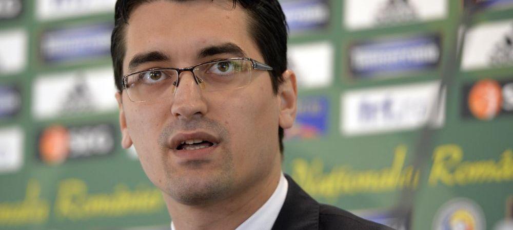Stelea si-a dat demisia de la nationala de tineret! Burleanu cere demisia pe loc inca unui selectioner!