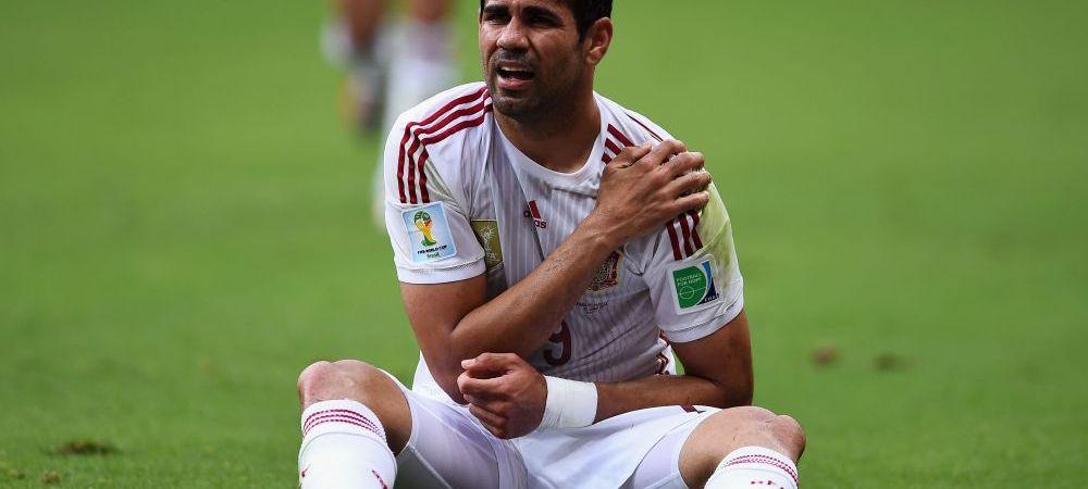 """Am glumit, vreau sa joc pentru Brazilia :("" Diego Costa, lovit de efectul Fernando Torres! ""Performanta"" reusita de spaniol:"