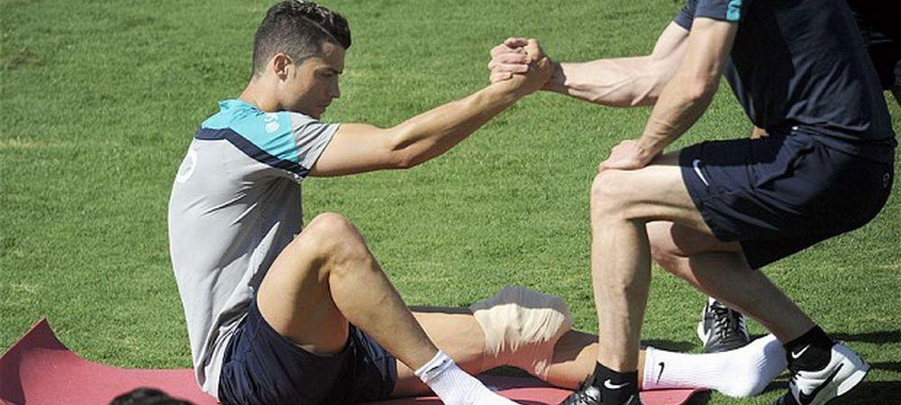 "Alarma in lotul Portugaliei! Mesajul teribil pe care l-a primit astazi Ronaldo: ""Nu mai juca la Mondial, iti risti cariera!"""