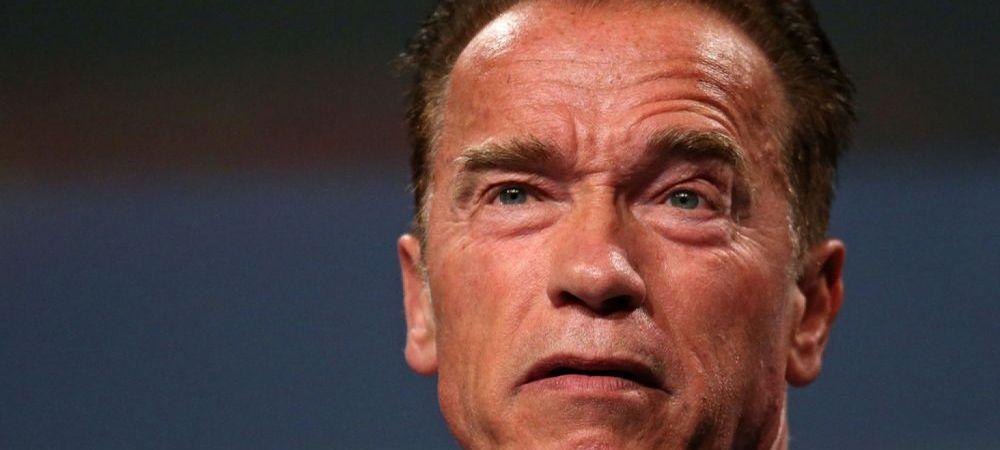 Ipostaza in care a fost surprins Arnold Schwarzenegger! NIMENI nu credea ca va face asta! FOTO
