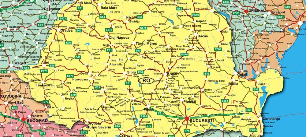 Inca 60 de kilometri de SERPENTINE in Romania! Cel mai nou drum la munte! Pe unde sa treci in concediu: