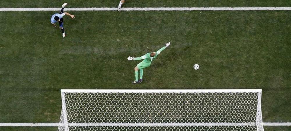 Gest senzational al lui Suarez dupa golul care a bagat Anglia in depresie! Ce a facut