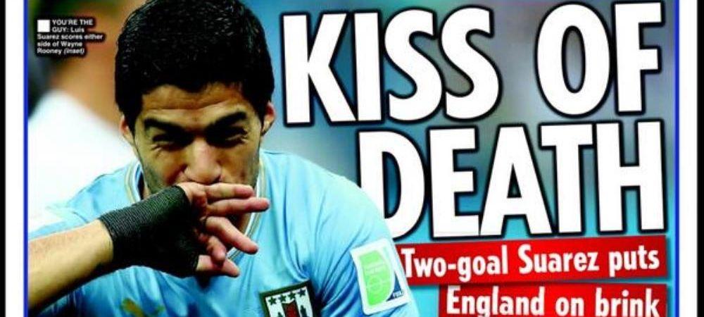 """Asta a fost """"SARUTUL MORTII"""" pentru Anglia la Mondial. Imagini cutremuratoare din tribune: Cum a fost surprins fiul lui Rooney"""