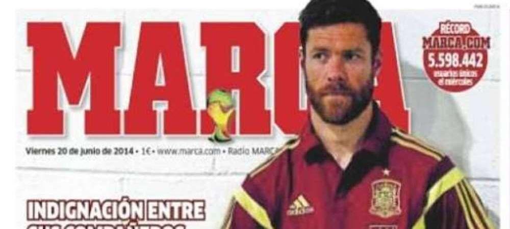 A inceput scandalul in vestiarul Spaniei! Declaratia care a provocat RUPTURA intre starurile de la Real, Barca si Atletico Madrid