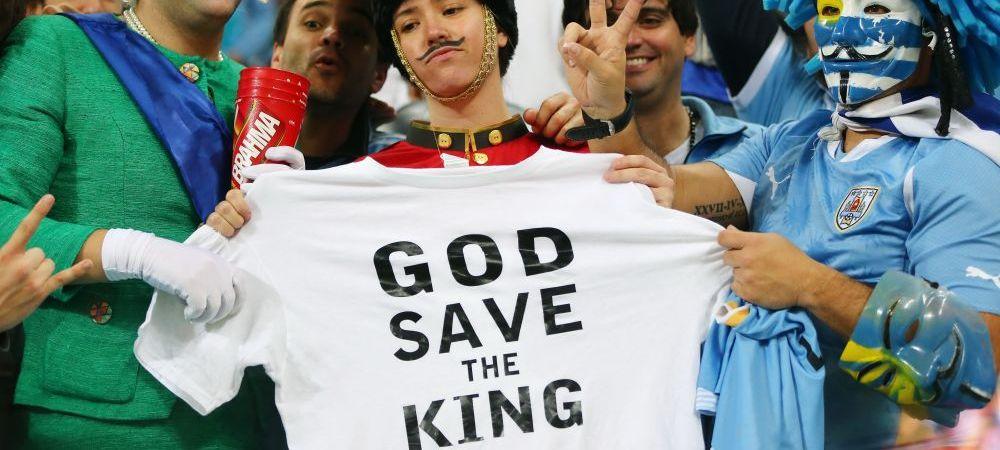 """""""ABSENT NEMOTIVAT""""! Un idol din nationala Angliei s-a facut de RAS in meciul cu Uruguay! Apoi a fost umilit in presa:"""