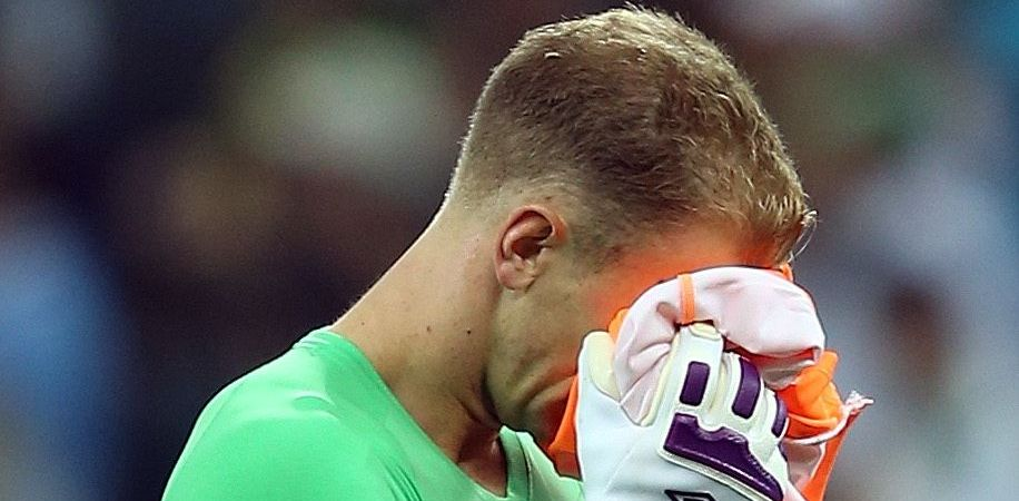 Sa aiba si Pantilimon 'un merit'? Performantele NEGRE ale lui Joe Hart dupa 2 meciuri la Mondial! Doar Casillas sta mai rau: