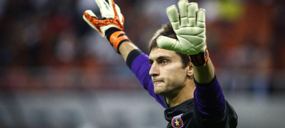 Prima veste buna pentru Tatarusanu la Fiorentina! Fostul stelist poate deveni numarul 1, dupa ce Neto A REFUZAT oferta sefilor