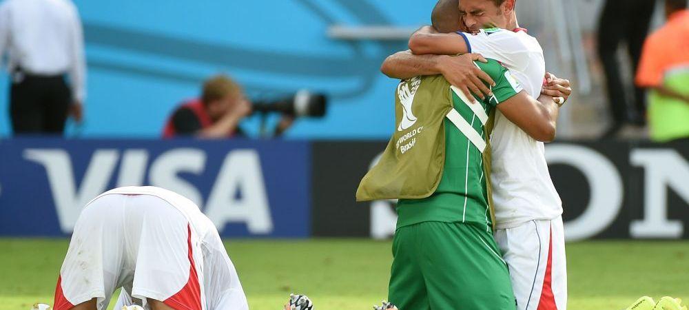 FABULOS! Cine sunt anonimii care au provocat cel mai mare SOC de la Cupa Mondiala! Costa Rica valoreaza cat o echipa din Liga I!
