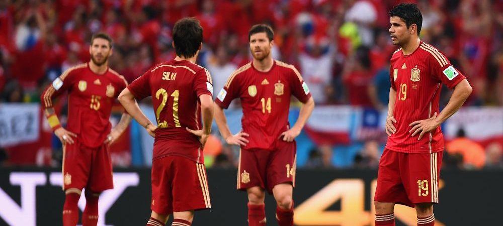 VEDETA a fost IZOLATA! Momentul in care lui Diego Costa ii pare rau ca a schimbat nationala: