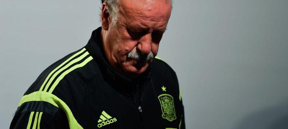 Cu Del Bosque pana in 2016! Spaniolii nu renunta la omul care i-a facut campioni mondiali! Anuntul federatiei: