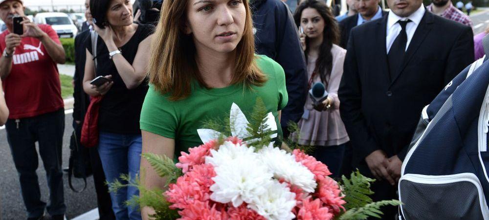 """Simona Halep, tratata ca o PRINTESA la Londra: """"E un vis devenit realitate!"""" Ce spune despre accidentarea de la umar:"""