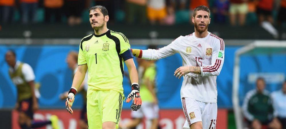 "Reactie incredibila a fanilor spanioli! 9 vedete sunt INTERZISE la nationala dupa umilinta din Brazilia! Vezi lista ""rusinii"""