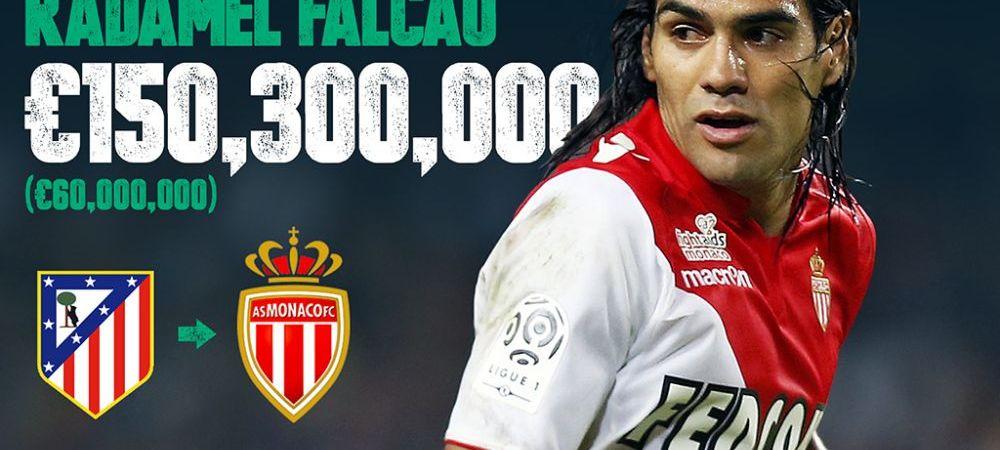 """NEBUNIE! """"Tigrul"""" si-a anuntat agentul ca vrea sa joace la Real! Spaniolii pot avea cel mai exploziv atac: Ronaldo - Falcao!"""